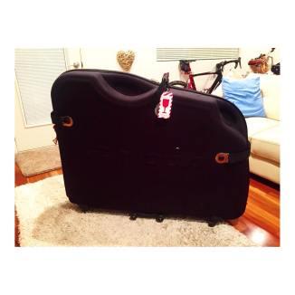My Tioga bike bag